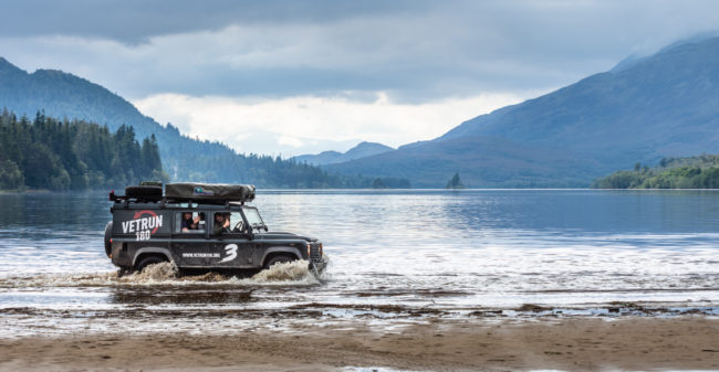 Vetrun180 Scotland Expedition